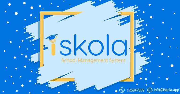 ISkola online system for school management